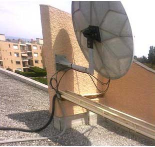 Antennes T�l�vision Antibes